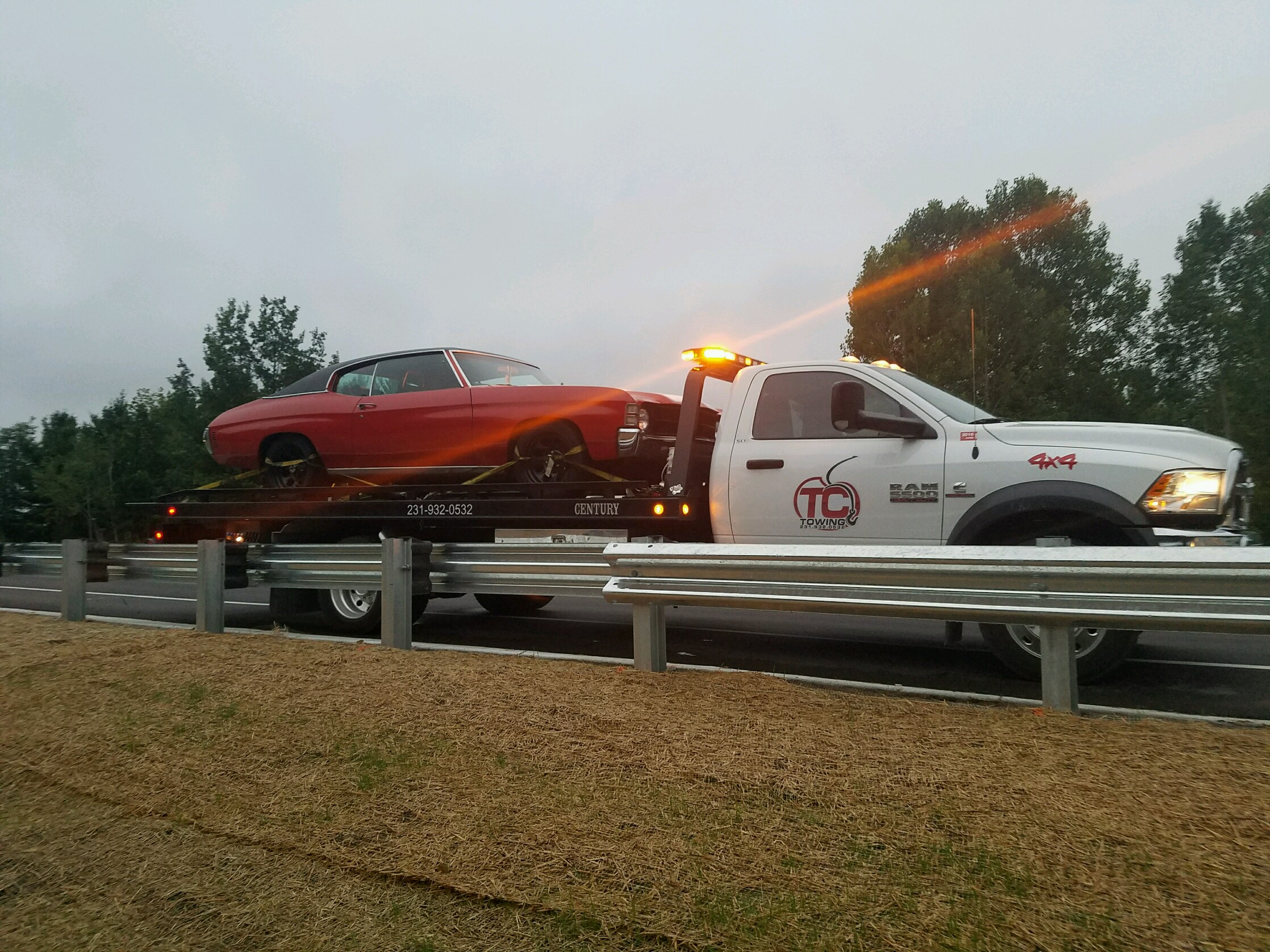 TC Towing & Recovery Coupons near me in Traverse City ...