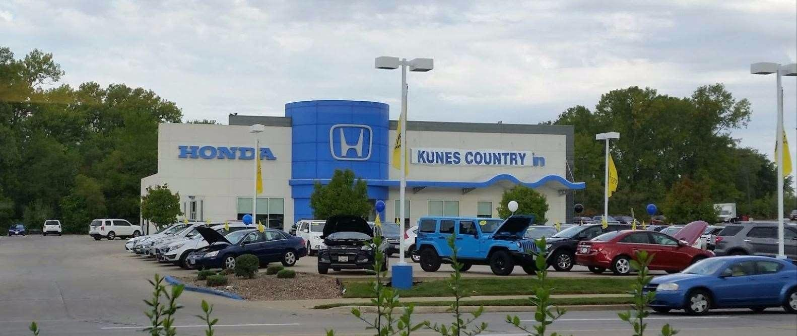 Kunes Country Honda Of Quincy In Quincy Il 62301