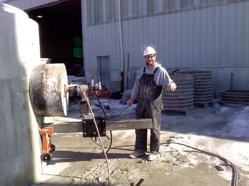 Concrete Cutting Specialists Inc