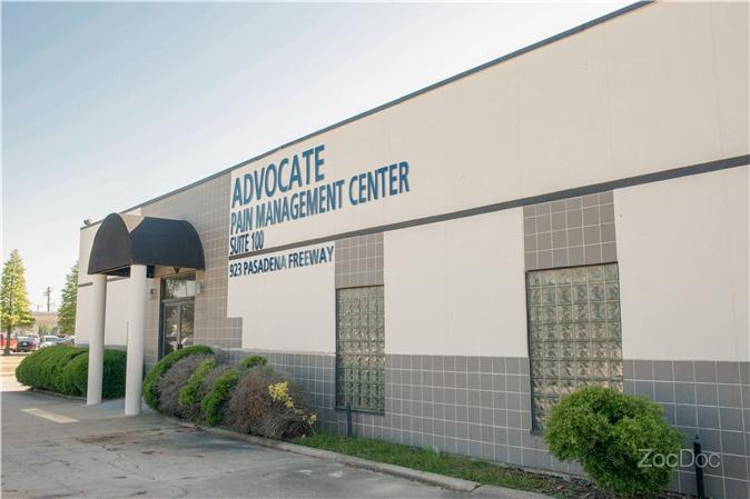 Advocate Pain Management Center