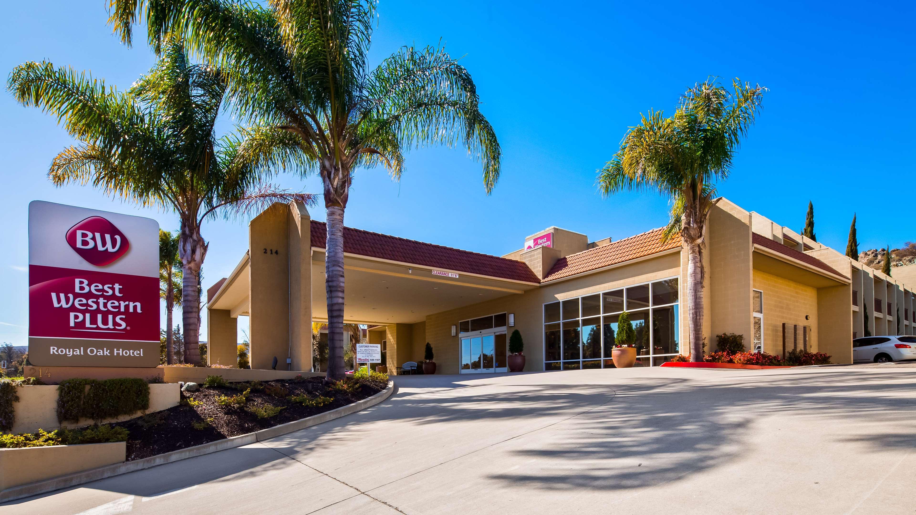 San Luis Obispo Best Western Hotels