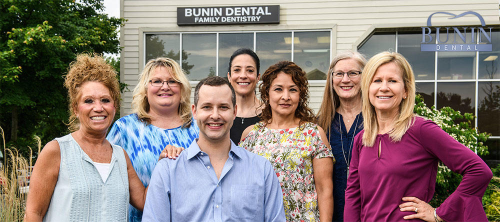 Bunin Dental Office Staff