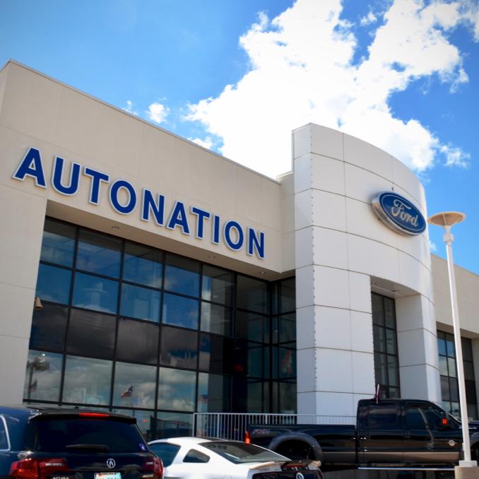 Autonation ford katy katy texas tx for Ford motors service center