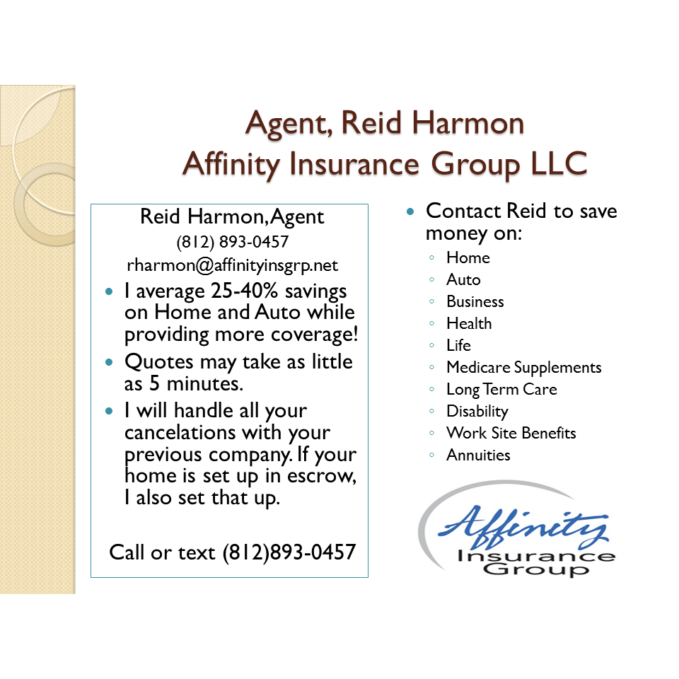Reid Harmon Affinity Insurance Group Llc