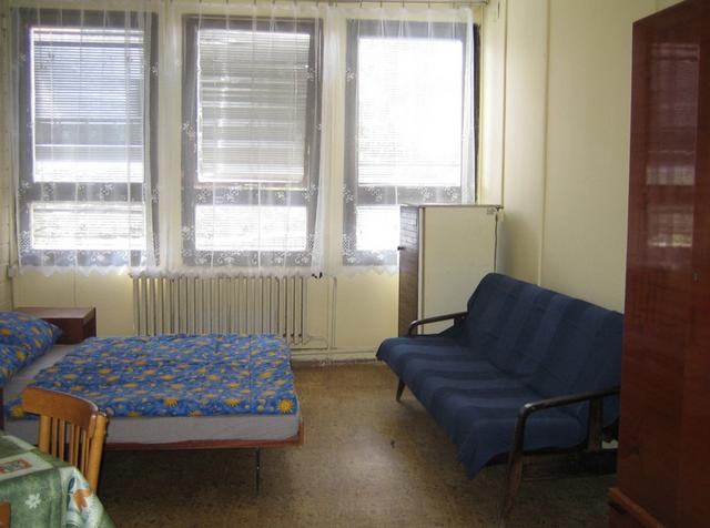 Ubytovna Novovysočanská