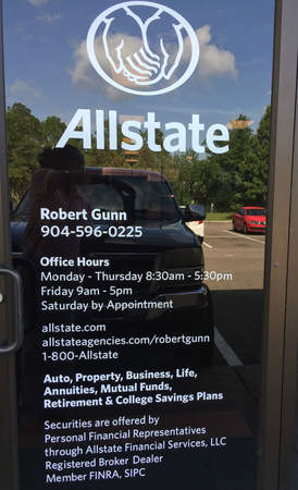 Images Robert Gunn: Allstate Insurance