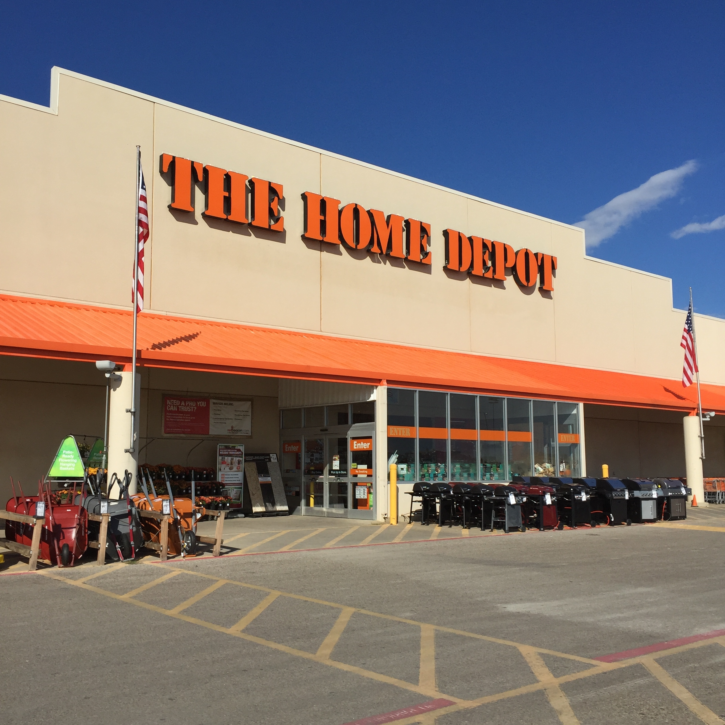 Complete Home Depot in Lubbock, Texas locations and hours of operation. Home Depot opening and closing times for stores near by. Address, phone number, directions, and more.
