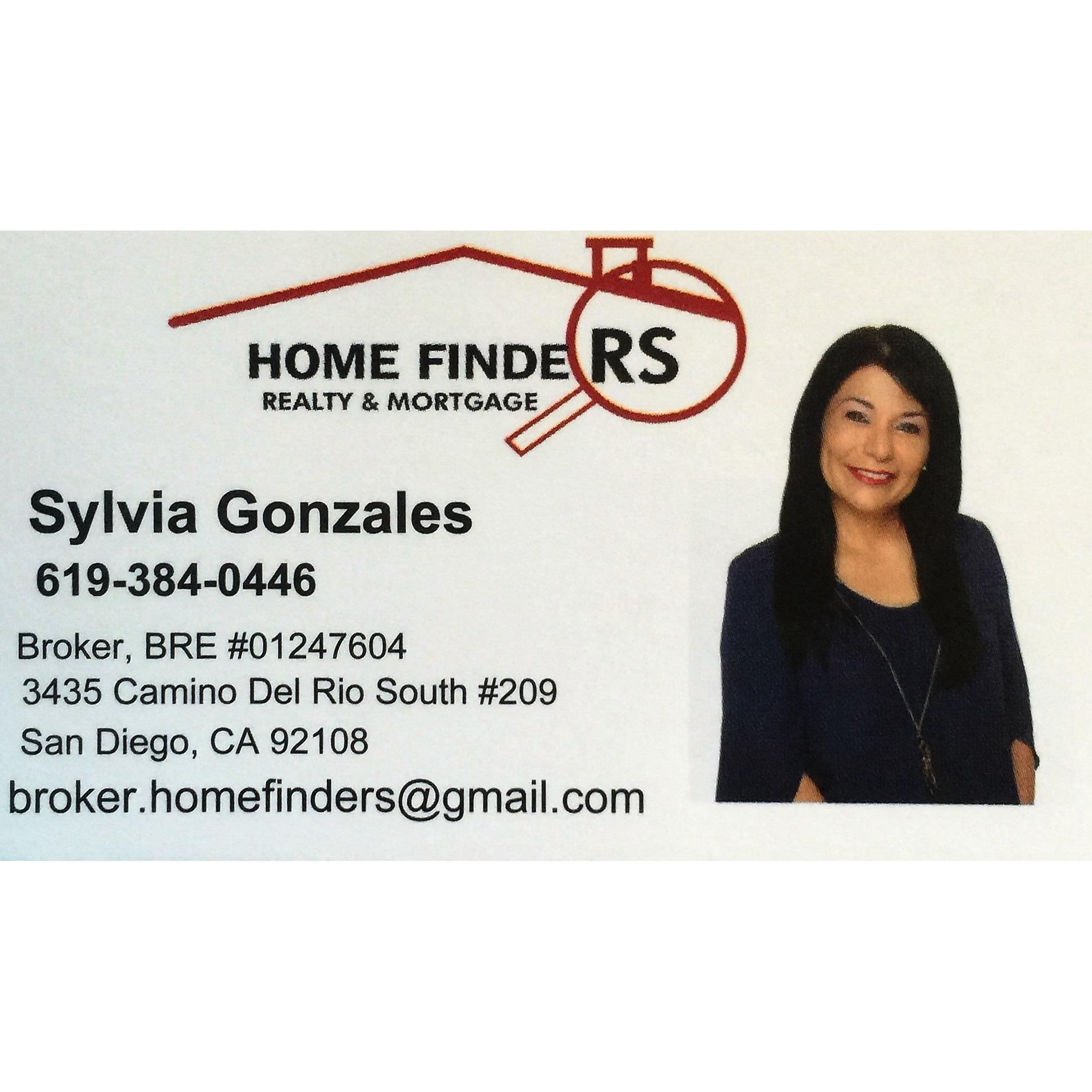 Sylvia Gonzales, Owner/Broker of Home Finders Realty
