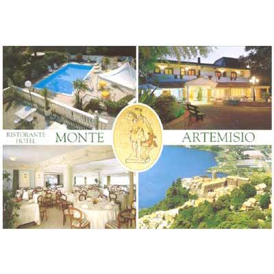 Ristorante Monte Artemisio - Villa Artemis Monte Artemisio Resort