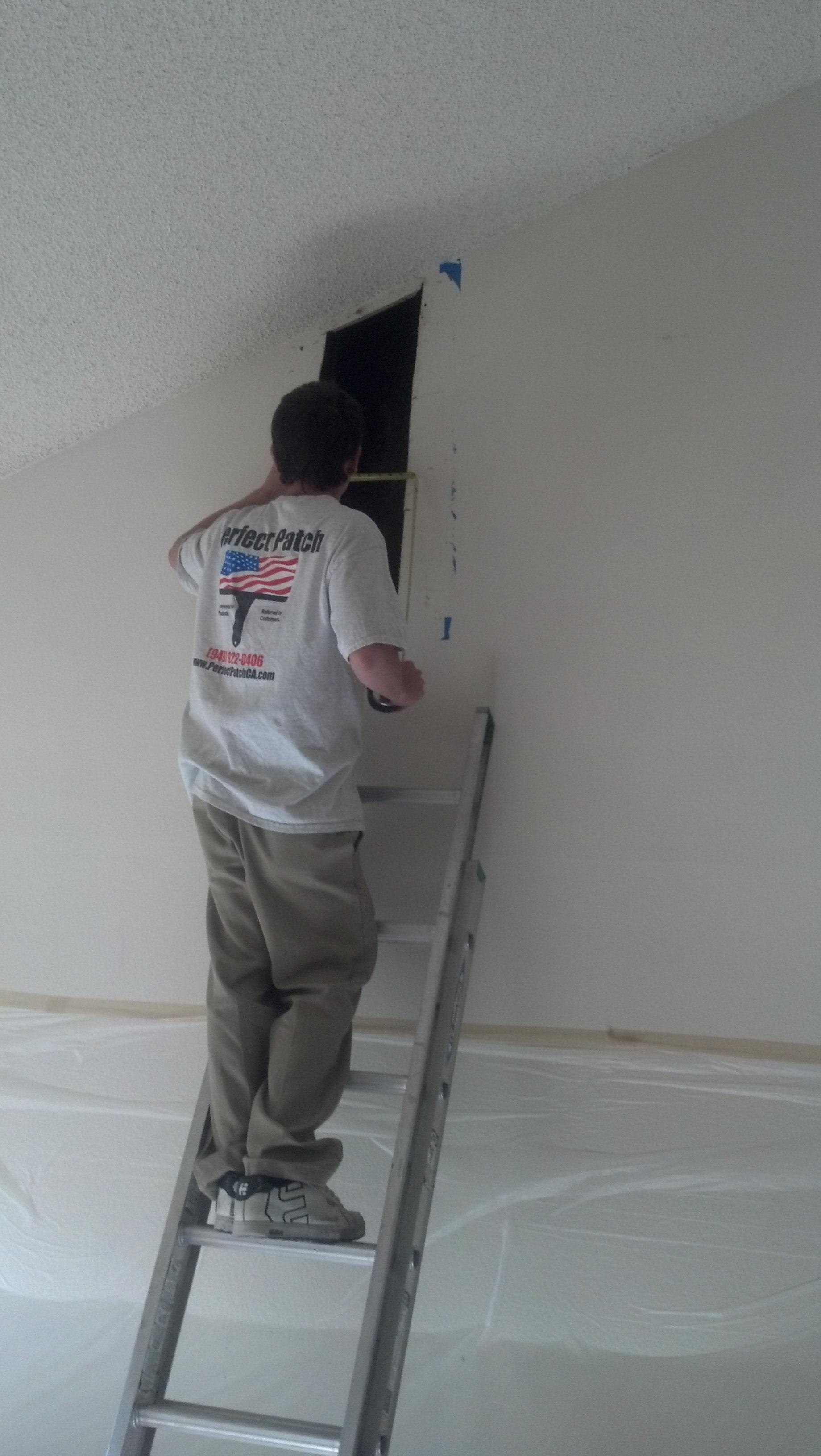 Drywall Repair Cost Per Square Foot